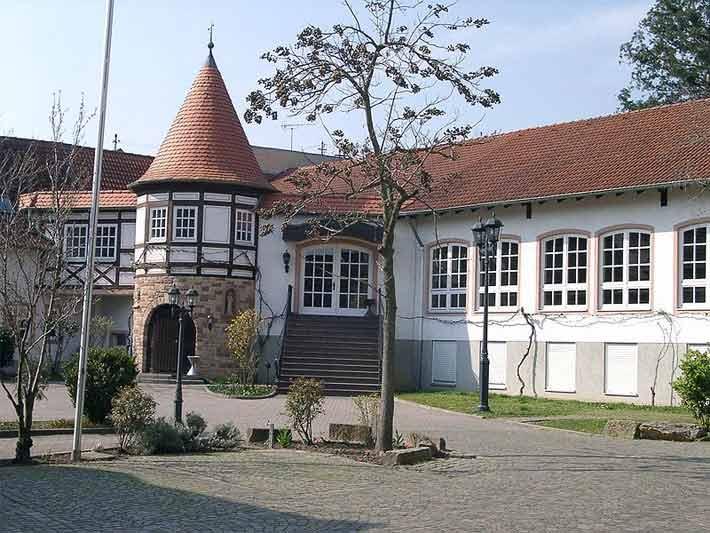Bernhardushof, Deidesheim