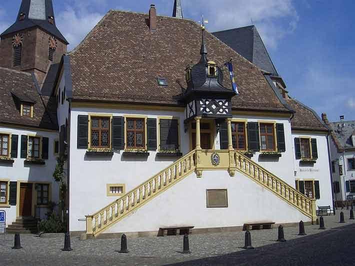 Rathaus, Deidesheim