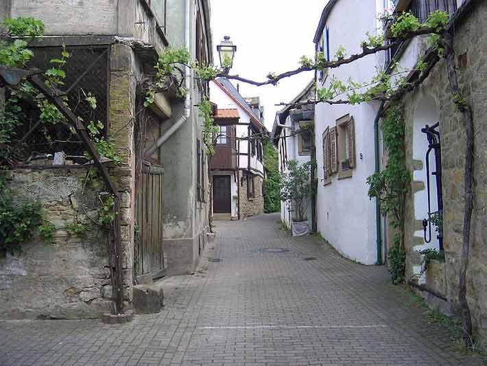 Stadtmauergasse, Deidesheim