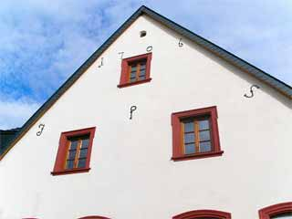 Barockhaus in Grünstadt