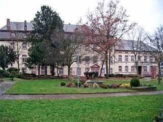 Schloss Unterhof in Grünstadt