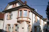 Villa Delange, Landau