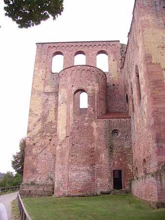 Kloster Limburg, Bad Dürkheim