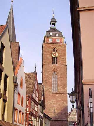 Stiftskirche in Neustadt an der Weinstrasse